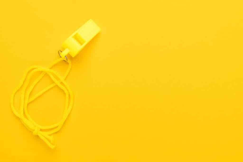 Was ist bei einem Whistleblowing-System zu beachten?